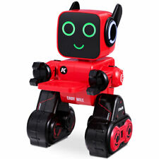 K3 RC Robot Programmable Touch & Sound Control Piggy Bank Sing Dance Kids Toy