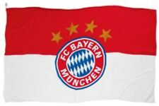 Flagge Fahne FC Bayern München Logo - 60 x 90 cm