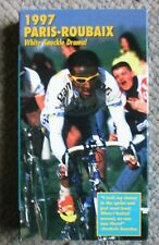 1997 Paris - Roubaix World Cycling Productions VHS Frederic Guesdon Very Clean