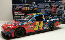 "JEFF GORDON #24 2007 CHEVY IMPALA DUPONT / DARLINGTON RACED VERSION ""78th WIN"""