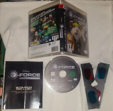 DISNEY'S G-FORCE - PlayStation 3 PS3 G Force Gioco Game Playstation Sony
