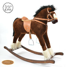 Schaukelpferd Schaukeltier Rocking Horse Cavallo a dondolo cheval à bascule Ti