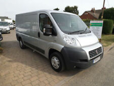 Fiat MWB Commercial Vans & Pickups with Driver Airbag