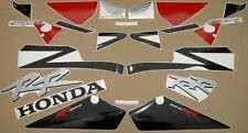 cbr 954rr 2002 decals sticker graphics set kit aufkleber adhesivi fireblade SC50
