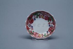 Teebeutelablage Spode Copeland Bouquet  2/8120