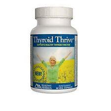 Ridgecrest Herbals 1234087 Thyroid Thrive Herbal 60 Vcaps