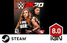 WWE 2K20 [PC] Steam Download Key - FAST DELIVERY