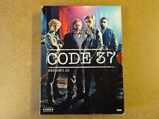 4-DISC DVD BOX / CODE 37 - SEIZOEN 2