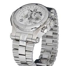 New Mens Renato T-Rex 52mm Gen II Swiss Quartz Chronograph Watch