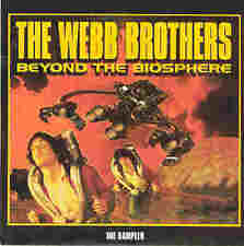 Webb Brothers-Beyond the Biosphere, cardcover 3tr.cd