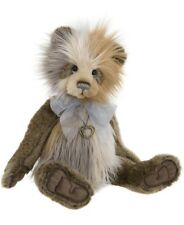 Christine collectable teddy bear by Charlie Bears - CB181832B