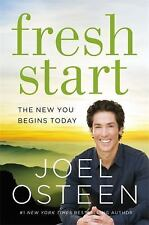 Fresh Start : The New You Begins Today by Joel Osteen (2017, Paperback  NEW