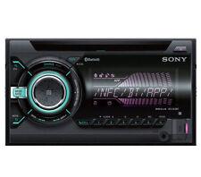 Autoradios et façades autoradio Sony double DIN pour véhicule