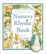 Beatrix Potters Nursery Rhyme Book (Peter Rabbit)
