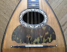 Mandolin Fratelli VINACCIA NAPOLI 1889 SOUND SAMPLE Youtube mandolino antico old