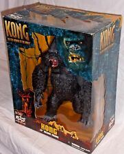 """MISP MEZCO KING KONG Movie Deluxe Action Figure ANGRY ROAR 15"""" 8th Wonder World"""