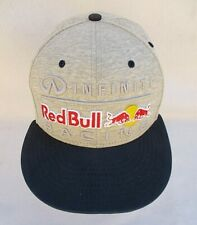NEW ERA 9FIFTY 3D RED BULL INFINITY RACING CAP HAT ADJUSTABLE SNAPBACK MED-LARGE