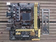 Motherboard FM2+ Socket,ASUS A78M-E, gebraucht inkl. Slotblech
