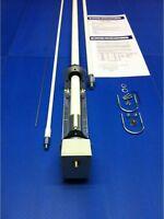 FIBRE GLASS VERTICAL ANTENNA 80 TO 10 METRES SIGMA EUROCOM SE-HF-360 ATU SO-239