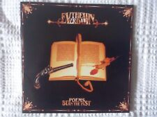 The everdawn-Poems BURN THE PAST CD 1997 Giappone + OBI in Flames