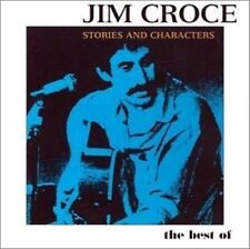 Jim Croce - Best Of-stories and Characters CD BMG