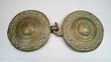 Antique Collectible Balkan Silver Alloy Traditional Dancing Dress PAFTI Buckle