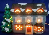 1987 Dept 56 Springfield House The Original Snowhouse Series