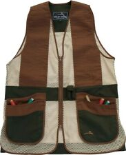 Wild Hare Primer Mesh Vest, Forest/Brown - Ambidextrous Shooting Pad