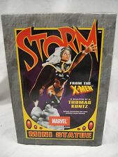 BOWEN DESIGNS STORM MINI-STATUE MIB! MARVEL X-MEN Sideshow Bust Black Panther