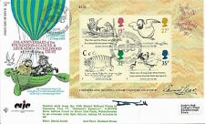 125th Anniv Of Cancer Childhood Trust Flown 1988 Cover My Ref 478A