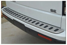 S.Steel Rear Bumper Protector Sill plate cover For Land Rover DISCOVERY LR3 LR4