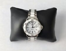 NEW! TAG Heuer Formula 1 Steel and White Ceramic, 37mm Ladies Watch