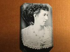 Civil War Infamous Confederate Spy Belle Boyd Historical RP tintype C1140RP