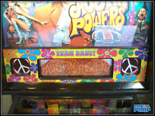New listing Stern Pinball Austin Powers - Speaker Panel Decal - Yeah Baby!