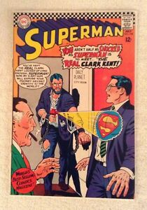 Superman #198 VF/NM  9.0