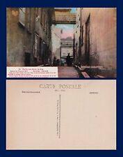 CANADA QUEBEC CITY PETITE RUE SOUS-LE-CAP CIRCA 1907 PUBLISHED BY GARNEAU