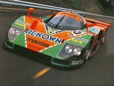 1/10 Mazda 787B 787 B 1991 Le Mans RC Body ONLY for Tamiya / HPI Pan Chassis