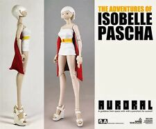 NYCC 2013 threeA Ashley Wood Auroral Pascha Eyes Open EXCLUSIVE RARE & SOLD OUT!