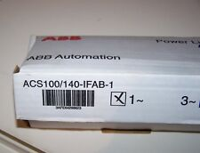 ABB ACS100/140-IFAB-1 1phase 11amp 250vac Line Filter