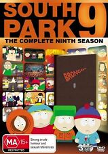 South Park : Season 9 (DVD PAL R4, 2011, 3-Disc Set)