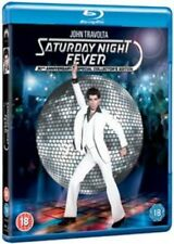 Saturday Night Fever 5051368209333 With John Travolta Blu-ray Region 2