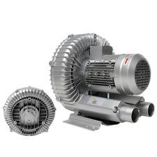 Industrielle Hochdruckventilator Vortex Vakuumpumpe 220V Trockenluftgebläse für