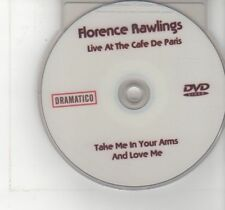 (FX4) Florence Rawlings, Live At The Cafe De Paris - DJ DVD
