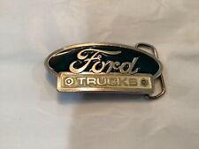 New listing Vintage Ford Truck belt buckle. Usa