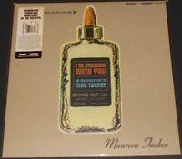 MAUREEN TUCKER i'm sticking with you USA LP new WHITE VINYL velvet underground