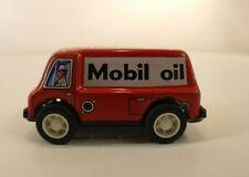 SANKO Japan Camion Citerne MOBIL OIL tôle friction 8 cm tin toy