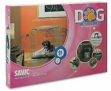 Savic Dog Residence Carriers and Crates 91 X 61 X 71cm