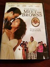 Tyler Perrys Meet the Browns (DVD, 2008, Full Screen/ Widescreen Edition)