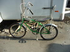 VINTAGE HAWTHORNE 3 SPEED STICK SHIFT MUSCLE BIKE GREEN
