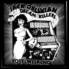 JACK OBLIVIAN & DREAM KILLERS Lost Weekend white vinyl LP garage punk lo-fi